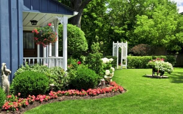 Để có không gian nhà vườn đẹp
