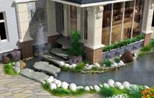 Cách bố trí nhà vườn theo phong thủy