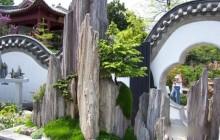 Hòn non bộ ngoài trời dành cho sân vườn đẹp